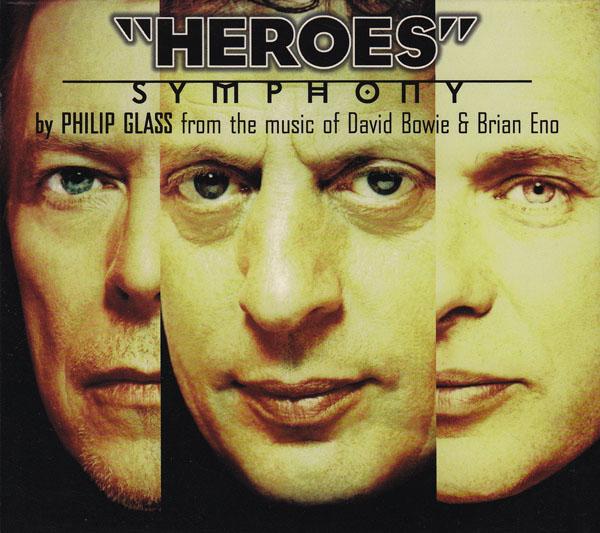Aphex Twin Philip Glass Heroes