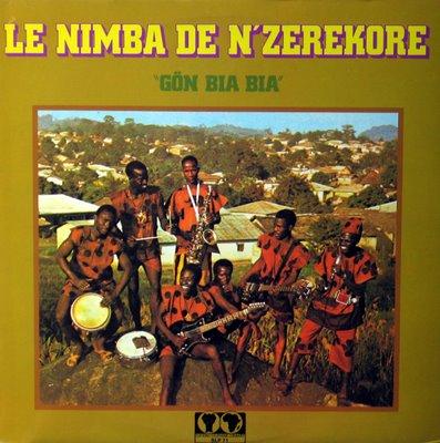Le Nimba de N'zerekore, front