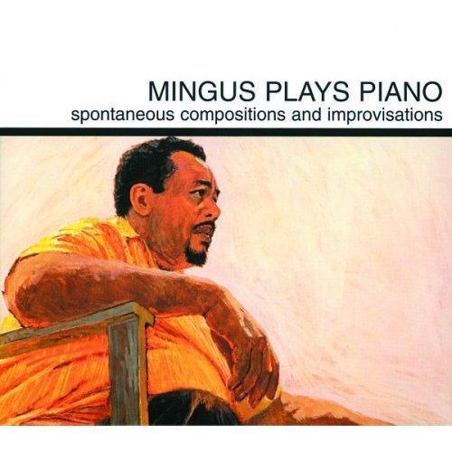charles mingus - plays piano impulse a-60