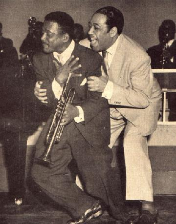 Duke o Ray Nance Sthlm 1950